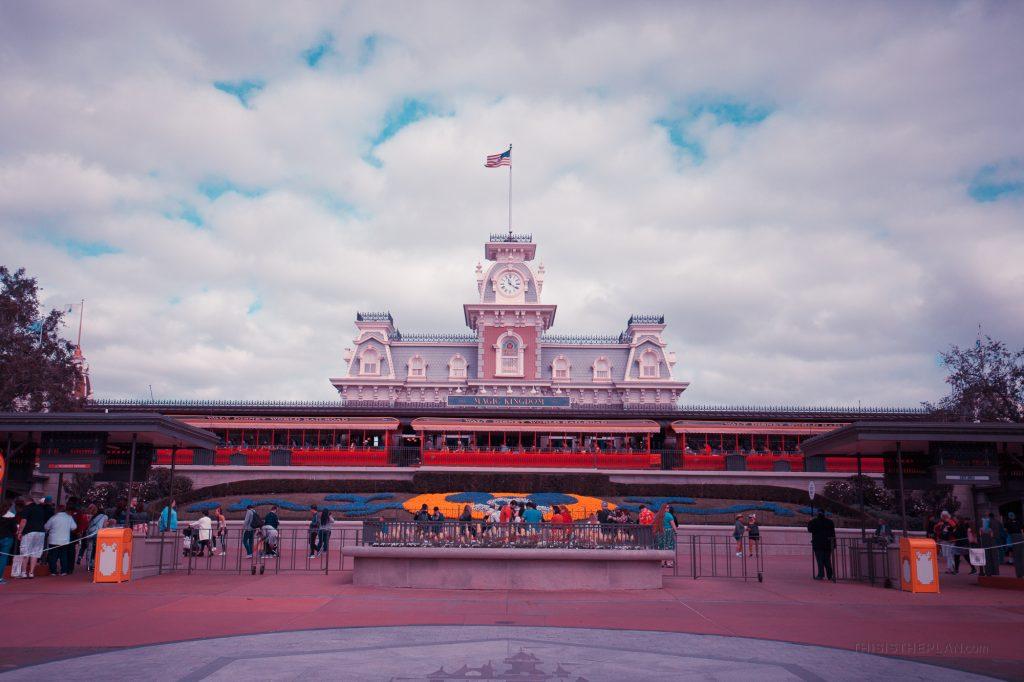 Magical Kingdom Disney World